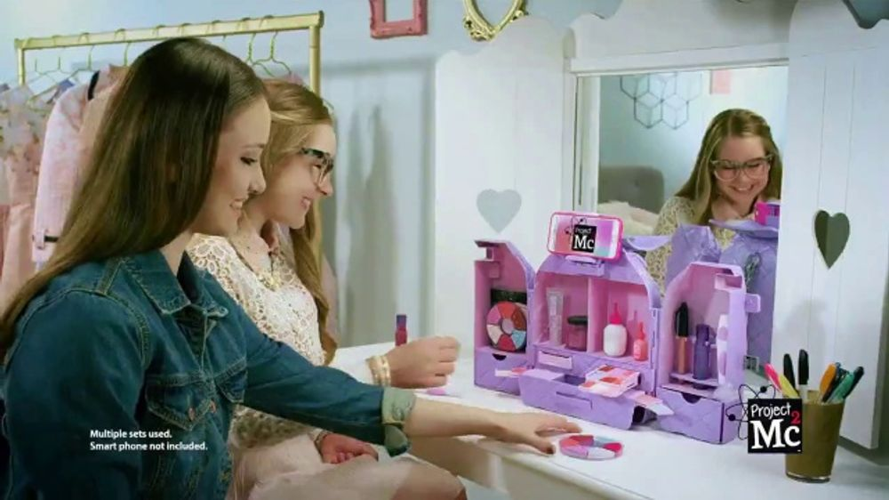 Project Mc2 Ultimate Makeover Bag TV Commercial, 'DIY ...