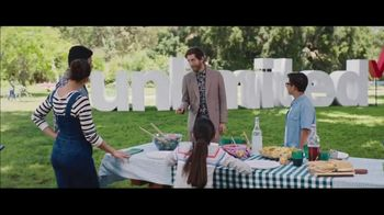 Verizon Unlimited TV Spot, 'BBQ Jams: Note9' Featuring Thomas Middleditch - 1776 commercial airings