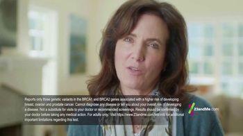 23andMe TV Spot, 'Hilary's BRCA Story' - Thumbnail 1