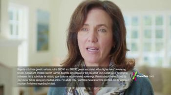 23andMe TV Spot, 'Hilary's BRCA Story'