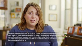 23andMe TV Spot, 'Ann's BRCA Story'