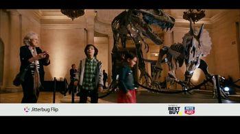 GreatCall Jitterbug Flip TV Spot, 'Dinosaur Museum' Featuring John Walsh