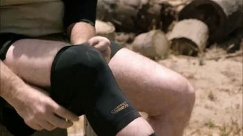 Copper Fit Compression Sleeves TV Spot, 'Pain Is Not an Option' - Thumbnail 2