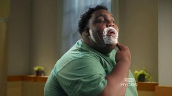 Schick Hydro 5 Sense TV Spot, 'The Man I Am: Willie'