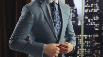 JoS. A. Bank Labor Day Sale TV Spot, 'Suits & Dress Shirts'