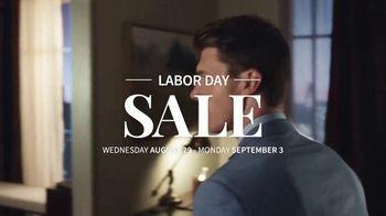 JoS. A. Bank Labor Day Sale TV Spot, 'Suits & Dress Shirts' - Thumbnail 1