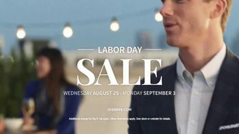 JoS. A. Bank Labor Day Sale TV Spot, 'Suits & Dress Shirts' - Thumbnail 9