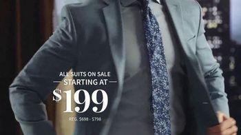 JoS. A. Bank Labor Day Sale TV Spot, 'Suits & Dress Shirts' - Thumbnail 4