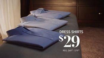 JoS. A. Bank Labor Day Sale TV Spot, 'Suits & Dress Shirts' - Thumbnail 5