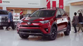 Toyota National Clearance Event TV Spot, 'Remaining 2018s' [T2] - Thumbnail 3