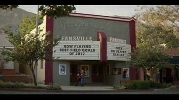 Dr Pepper TV Spot, 'Fansville: Official Trailer' - Thumbnail 1