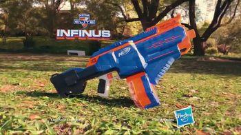 Nerf N-Strike Elite Infinus TV Spot, 'On the Run' - Thumbnail 8