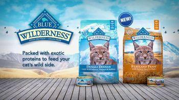 Blue Buffalo BLUE Wilderness TV Spot, 'Lynx Hunger' - Thumbnail 9