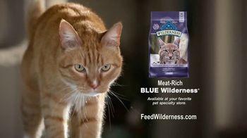 Blue Buffalo BLUE Wilderness TV Spot, 'Lynx Hunger' - Thumbnail 7