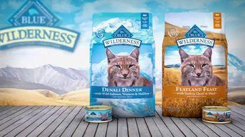 Blue Buffalo BLUE Wilderness TV Spot, 'Lynx Hunger' - Thumbnail 8