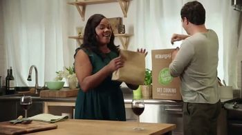 HelloFresh TV Spot, 'Quick and Easy Routine: $60 Off' - Thumbnail 1