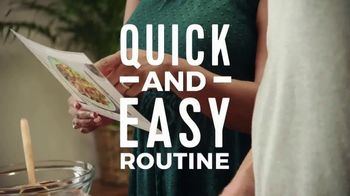 HelloFresh TV Spot, 'Quick and Easy Routine: $60 Off' - Thumbnail 3
