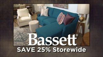 Bassett TV Spot, 'Save 25% Storewide' Song by Taylor Rae - Thumbnail 3