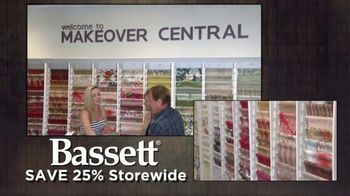 Bassett TV Spot, 'Save 25% Storewide' Song by Taylor Rae - Thumbnail 6