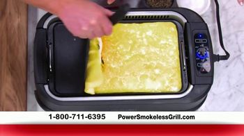 Power Smokeless Grill TV Spot, 'Smoke Extracting Technology' Featuring Eric Theiss - Thumbnail 7