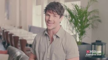 Hilton Garden Inn TV Spot, 'Get Your Hands on These Ribs'