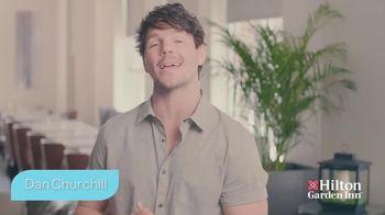 Hilton Garden Inn TV Spot, 'Get Your Hands on These Ribs' - Thumbnail 1