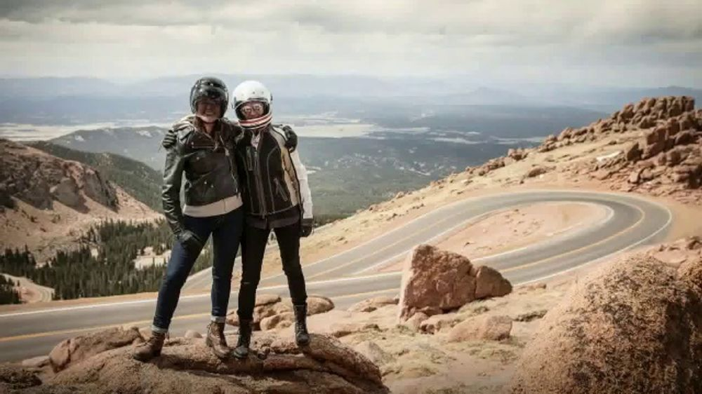 Harley-Davidson TV Commercial, 'Live Free[er]' Song by Elle King - Video