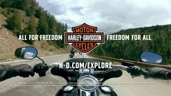 Harley-Davidson TV Spot, 'Live Free[er]' Song by Elle King - Thumbnail 10