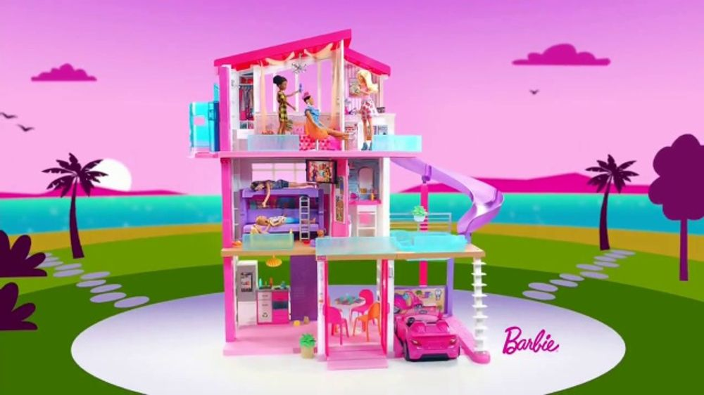 Barbie Dreamhouse Tv Commercial So Much To Do Ispot Tv