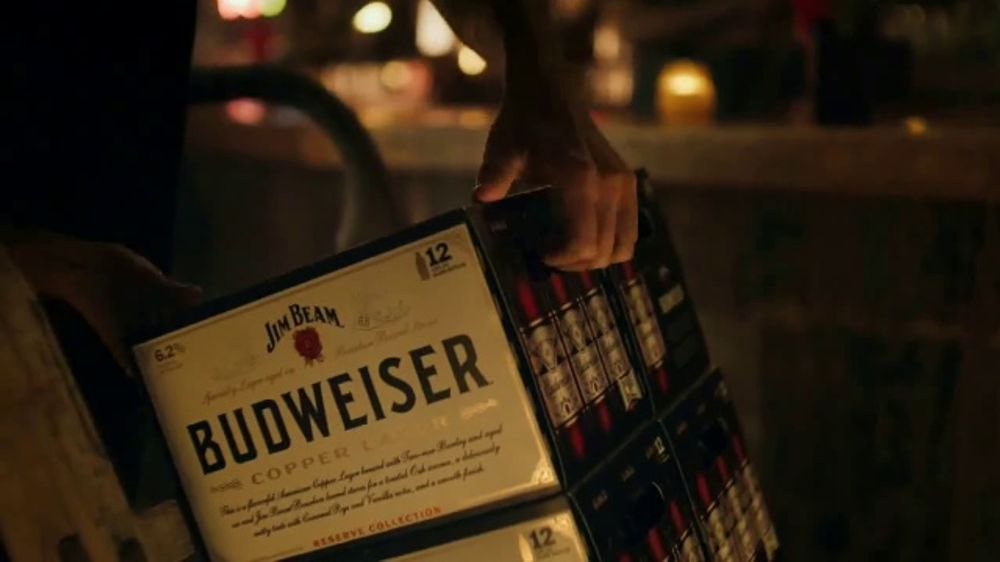 Budweiser Reserve Collection Copper Lager TV Commercial, 'Introducing'