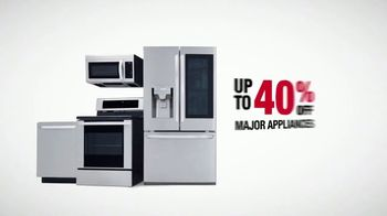 The Home Depot Labor Day Savings TV Spot, 'More: LG Kitchen Suite' - Thumbnail 8