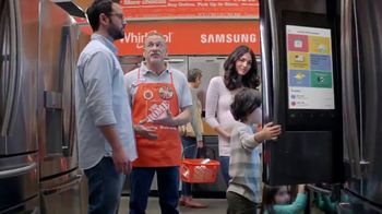 The Home Depot Labor Day Savings TV Spot, 'More: Laundry Pair' - Thumbnail 4