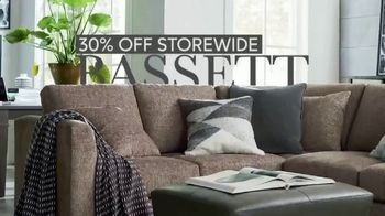 Bassett Labor Day Sale TV Spot, 'Fresh New Look' - Thumbnail 1