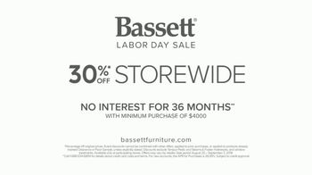 Bassett Labor Day Sale TV Spot, 'Fresh New Look' - Thumbnail 7