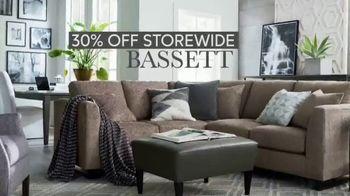 Bassett Labor Day Sale TV Spot, 'Fresh New Look'