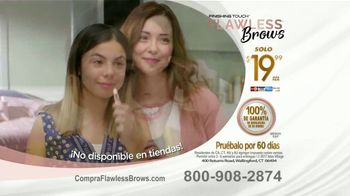 Finishing Touch Flawless Brows TV Spot, 'Remueve los vellos' [Spanish] - Thumbnail 10