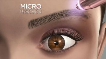 Finishing Touch Flawless Brows TV Spot, 'Remueve los vellos' [Spanish] - Thumbnail 5