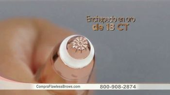 Finishing Touch Flawless Brows TV Spot, 'Remueve los vellos' [Spanish] - Thumbnail 7
