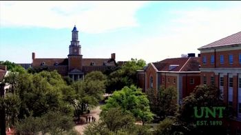 University of North Texas TV Spot, 'Construyendo el mañana' [Spanish] - Thumbnail 1
