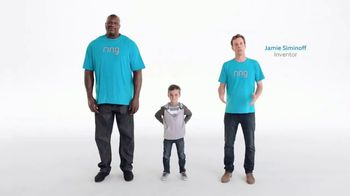 Ring TV Spot, 'So Simple, Even Ollie Can Do It' Feat. Shaquille O'Neal - Thumbnail 1