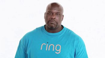 Ring TV Spot, 'So Simple, Even Ollie Can Do It' Feat. Shaquille O'Neal - Thumbnail 5