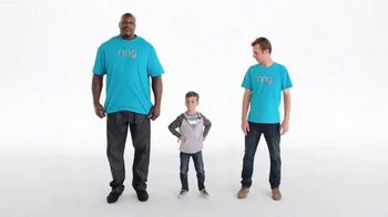 Ring TV Spot, 'So Simple, Even Ollie Can Do It' Feat. Shaquille O'Neal