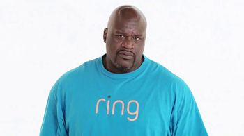 Ring TV Spot, 'So Simple, Even Ollie Can Do It' Feat. Shaquille O'Neal - Thumbnail 7