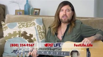 FastLife TV Spot, 'Protecting My Family' Featuring Billy Ray Cyrus