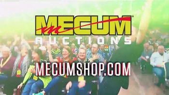 The Mecum Shop TV Spot, '2018 Official Merchandise' - Thumbnail 9