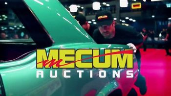 The Mecum Shop TV Spot, '2018 Official Merchandise' - Thumbnail 1