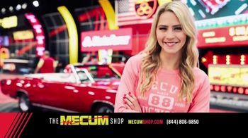 The Mecum Shop TV Spot, '2018 Official Merchandise' - Thumbnail 2