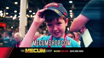 The Mecum Shop TV Spot, '2018 Official Merchandise'