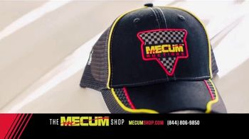 The Mecum Shop TV Spot, '2018 Official Merchandise' - Thumbnail 4