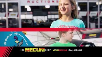 The Mecum Shop TV Spot, '2018 Official Merchandise' - Thumbnail 5